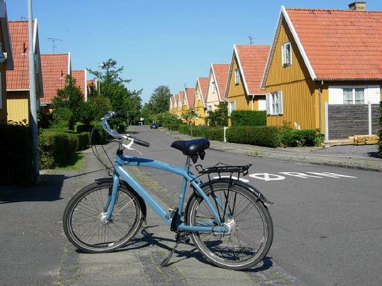 Bornholm7. Bicicletta