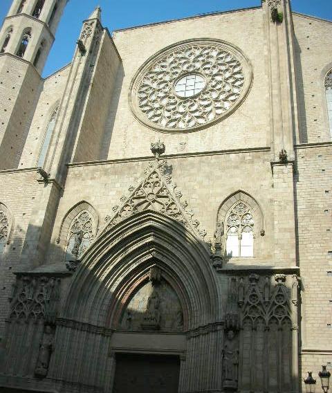 BarcellonaSantaMariaDelMar