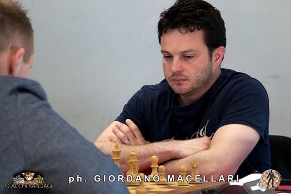 solo due patte per Bacrot, Super GM schierato da Padova