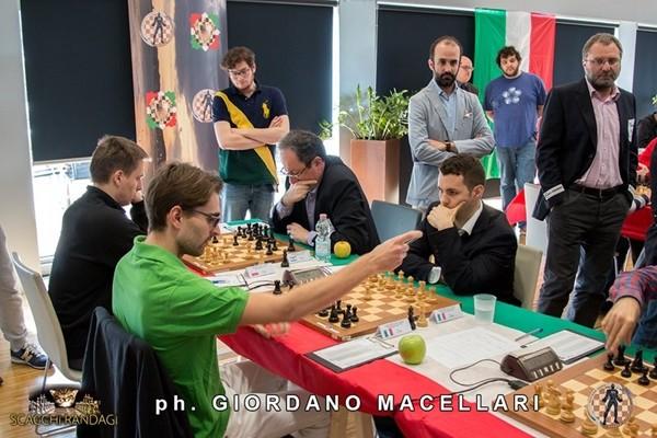 Chieti batte Padova e prende il comando della classifica in solitario!