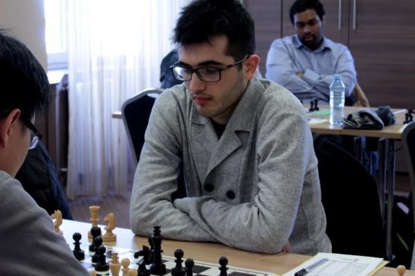 Andrea Stella, numero otto della classifica italiana per Elo FIDE