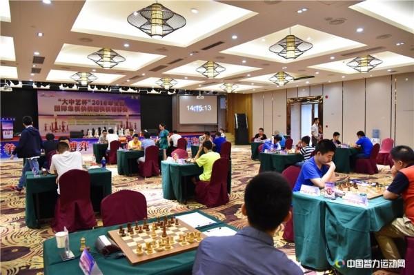 la sala di gioco. Foto cmsa.cn