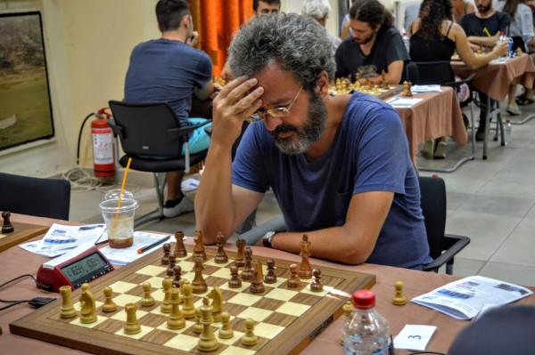 il Campione Italiano Alberto David