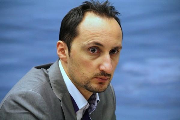 Veselein Topalov, recentemente poco attivo negli scacchi agonistici