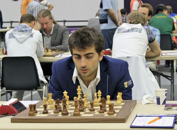Il Campione in Carina Danyiil Dvirnyy