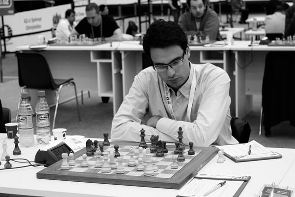 Sabino Brunello, da anni ai vertici degli scacchi italiani ma ancora a secco di Titoli Nazionali individuali