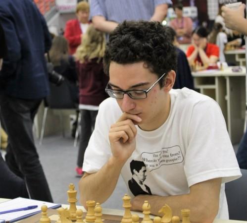 Caruana, bronzo in prima scacchiera