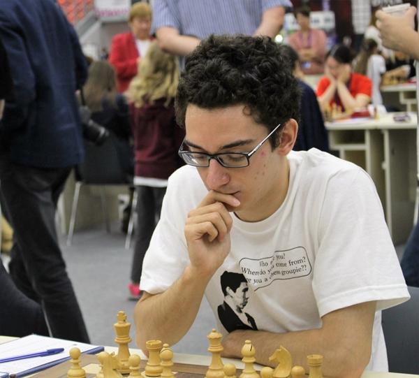 dopo 7 anni Caruana torna a giocare per il Baden Baden