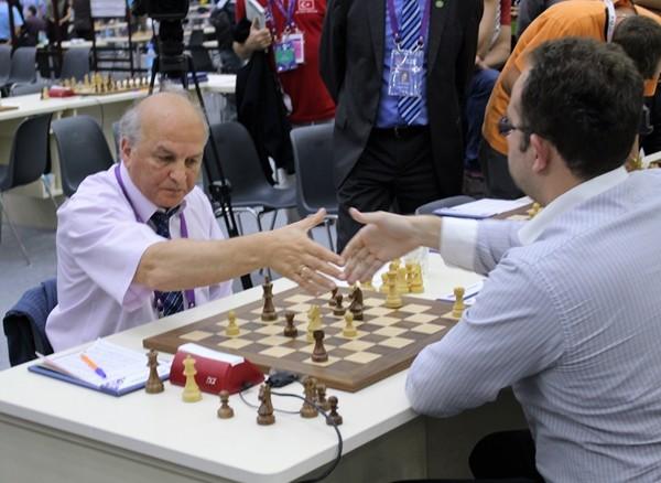 Eljanov batte Beliavsky