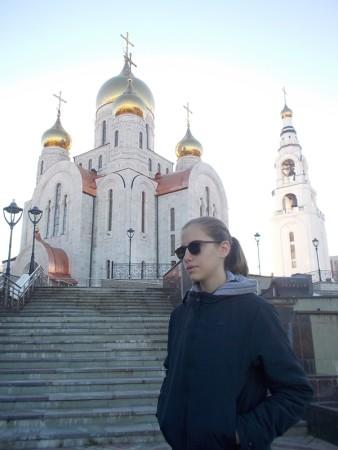 Chiesa ortodossa di Khanty Mansiysk