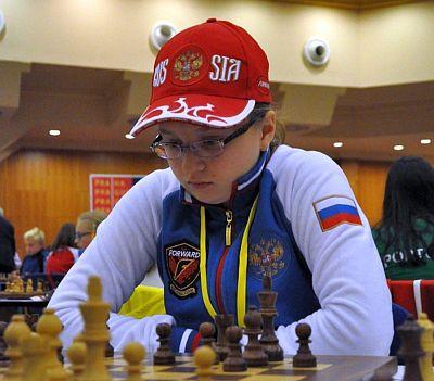 Elizaveta Solozhenkina