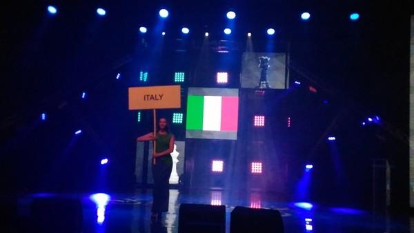 Italia presente!