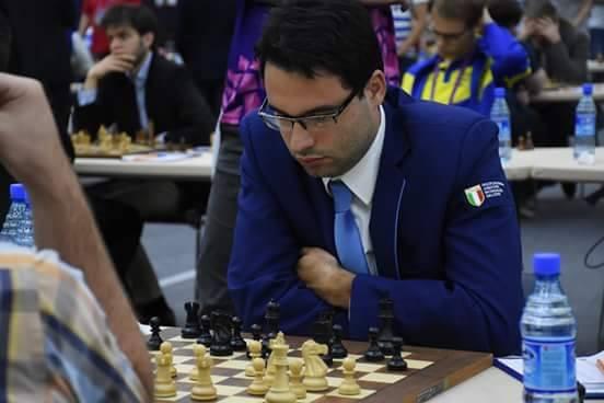 Sabino Brunello completa il tris di vittorie contro il Lussembugo