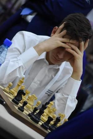 Luca Moroni pareggia il risultato contro il Lussemburgo