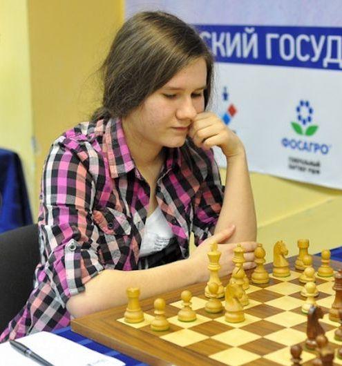 Polina Shuvalova