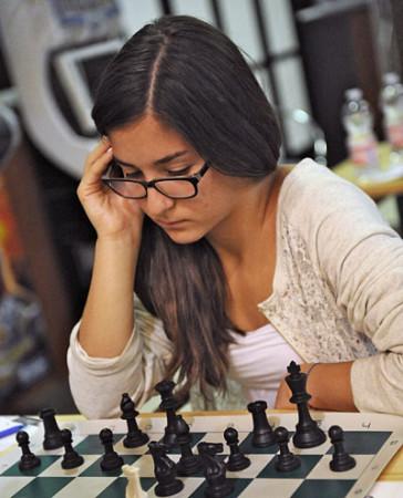 Alessia Santeramo, Campionessa Italiana Under 18 in carica