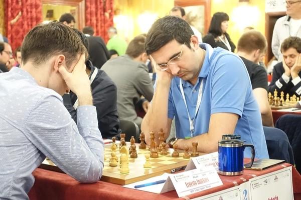 esordio stagionale in tornei a cadenza classica per Kramnik