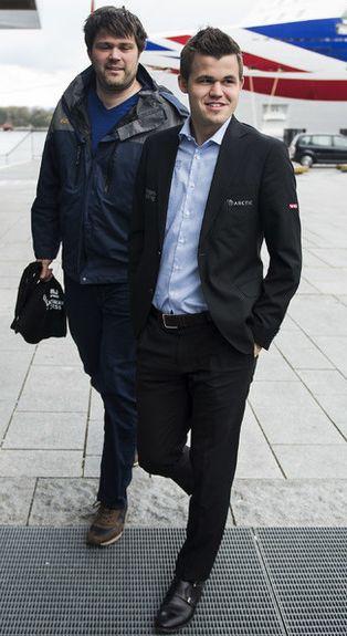 Nielsen e Carlsen