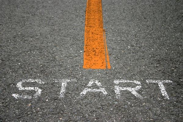 linea di partenza - start !!!