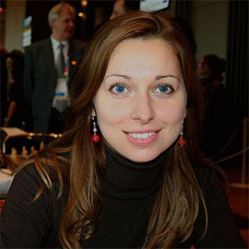 Regina Pokorna, la migliore rappresentante femminile.