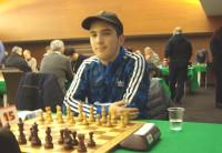 Francesco Sonis, Campione Under 14 in carica