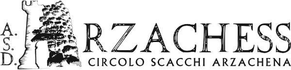Arzachess logo nero