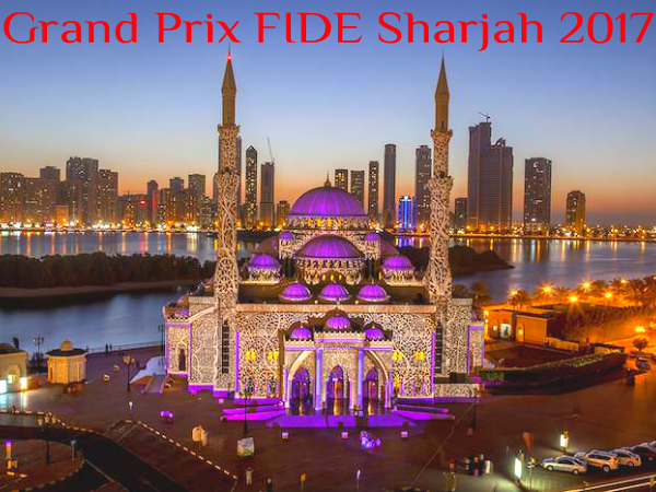 Grand Prix FIDE Sharjah 2017_Home