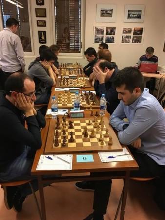 Stella-Arnaudov 1-0, sesto turno