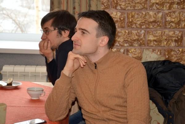 il tavolo dei Super GM russi, Inarkiev e Jakovenko
