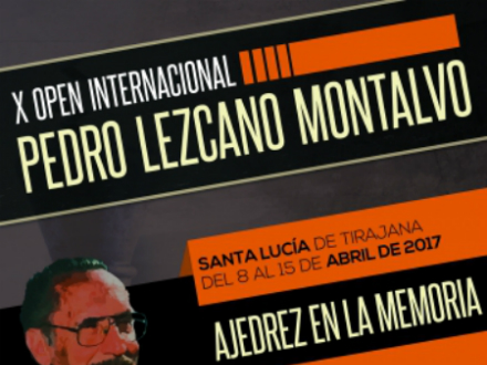 Memorial Pedro Lezcano Montalvo _2017