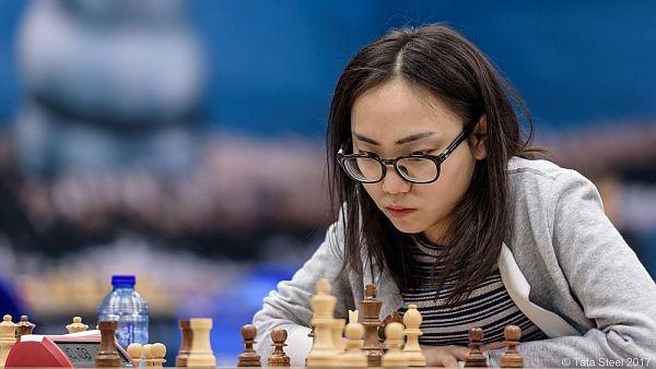 la cinese Lei Tingjie