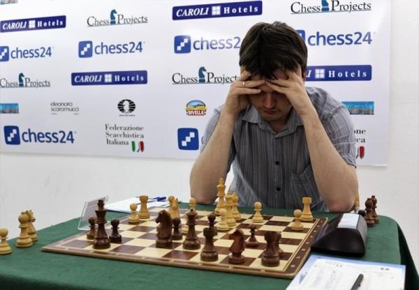 il vincitore Yuri Vovk