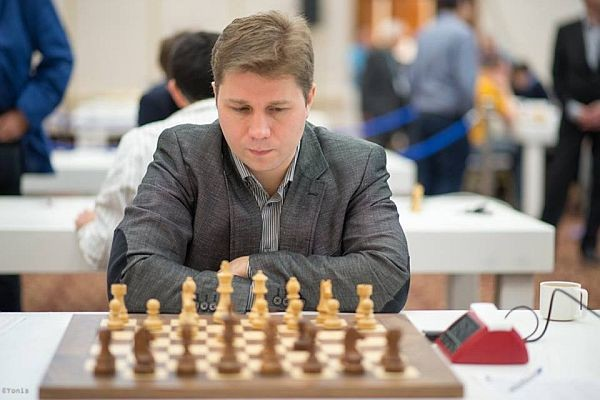 Il Numero Uno del Tabellone Motylev, Campione Europeo 2017