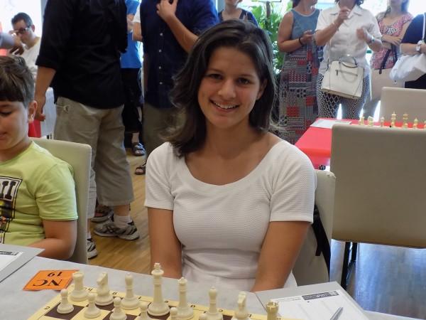 Giulia Ciccale', Campionato NC