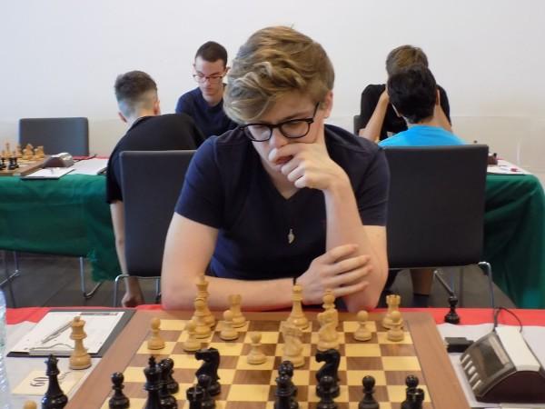 Nicolò Pasini, Semifinale CIA 2017