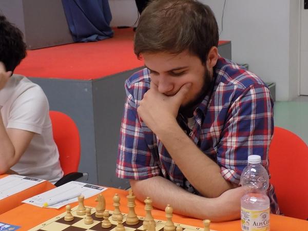 "Pier Luigi Basso vince l'Open ""collaterale"""