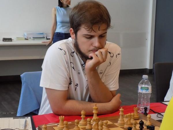 Pierluigi Basso, Semifinale CIA