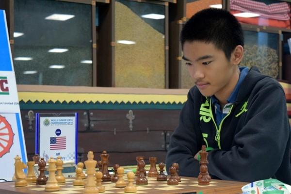 Jeffery Xiong, Campione del Mondo Under 20 nel 2016 a 16 anni!