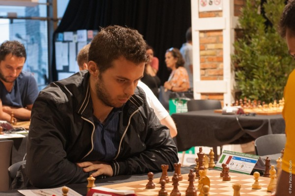 Daniele Vocaturo, numero uno italiano