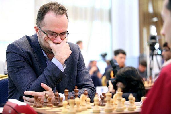 Un Super GM anche nel torneo Open, Pavel Eljanov