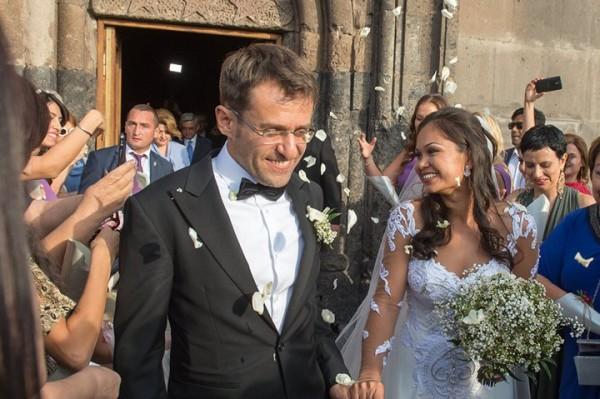 un anno spettacolare per Aronian, con la ciliegina del matrimonio con Arianne Caoli