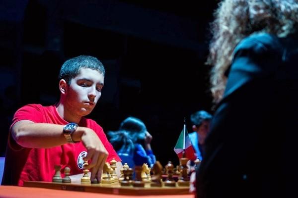 Francesco Sonis, classe 2002, il più giovane degli undici partecipanti