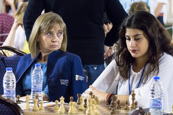 Sedina e Tea Gueci mancano il colpo del clamoroso KO contro la Polonia, ma il pareggio resta un ottimo risultato!