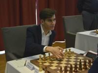 Il Campione Italiano Luca Moroni