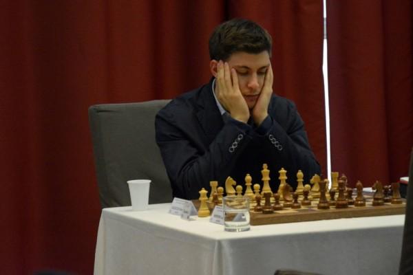 Alessio Valsecchi, 2° nel Campionato Italiano e 13° nell'Europeo blitz