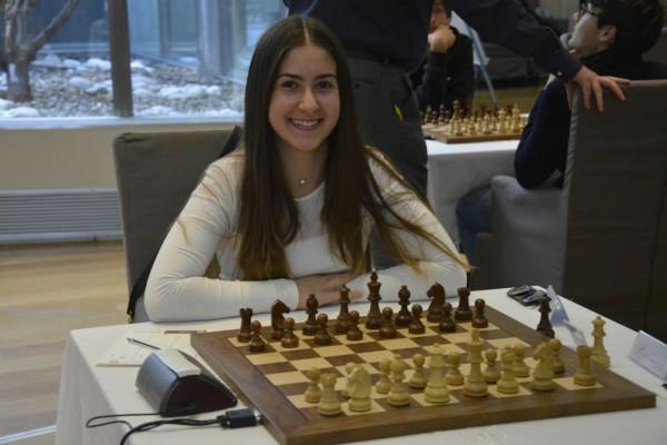 Alessia Santeramo, Campionessa Italiana Under 20 in carica