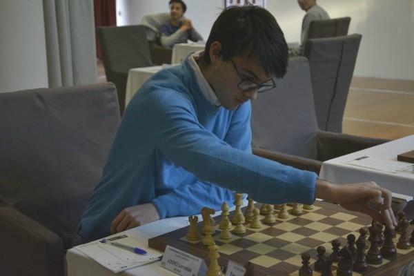 Lorenzo Lodici, Campione Italiano Under 20
