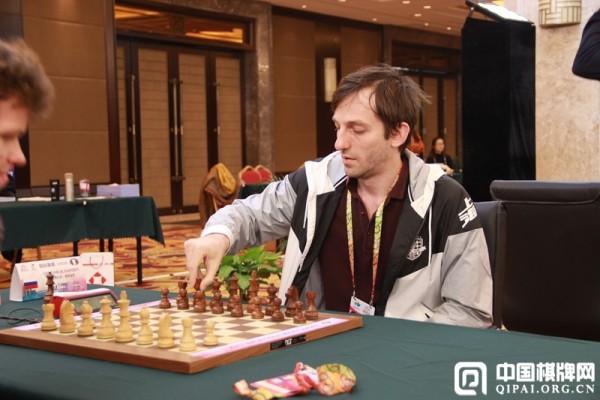 Grischuk, tre volte Campione del Mondo Blitz