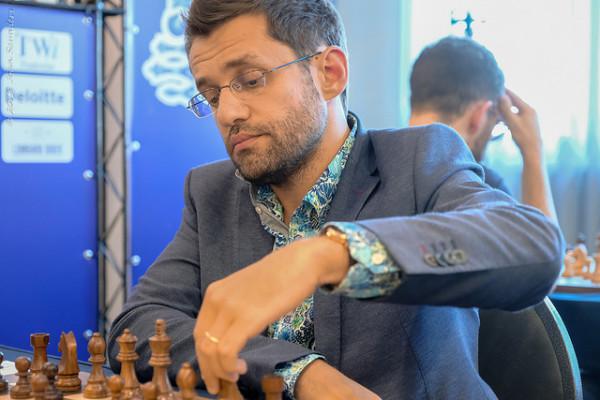 Aronian ha già vinto il Gibilterra Master e qui parte come uno dei tre Numeri Uno del Tabellone