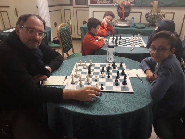 Collutiis e Piccinno analizzano la partita del 1° turno
